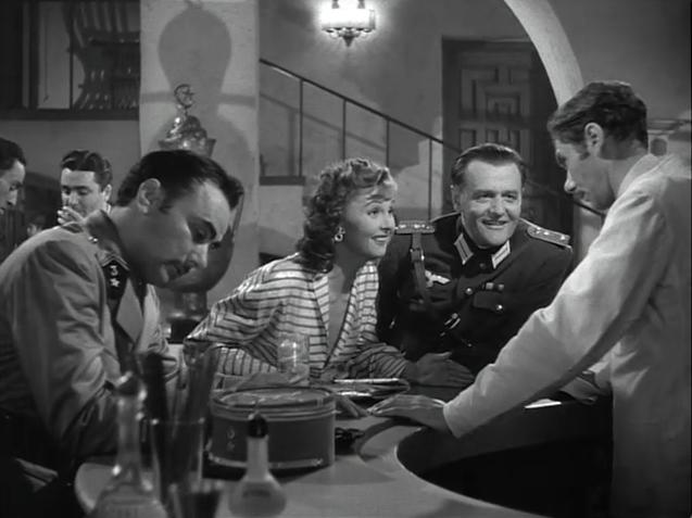 Yvonne German Casablanca